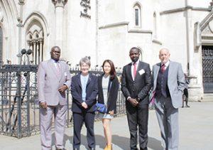 Successful justice sector reform